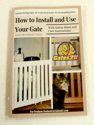 Build a Gate Amazon Book