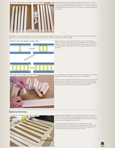 Wood gate kit instructions