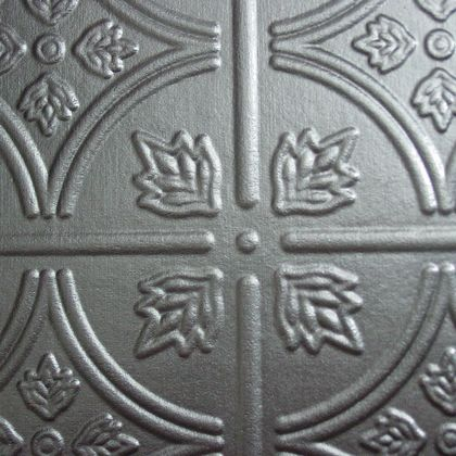 Pewter Ceiling Tile