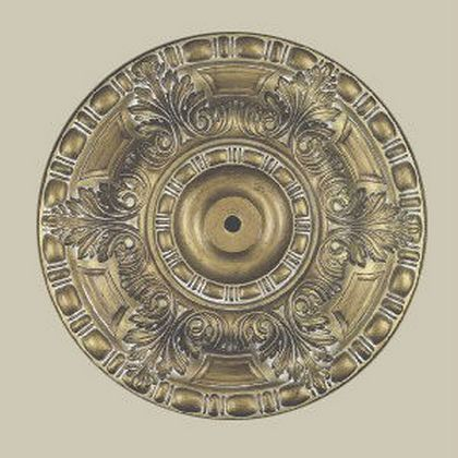 Antique Bronze Ceiling Medallion