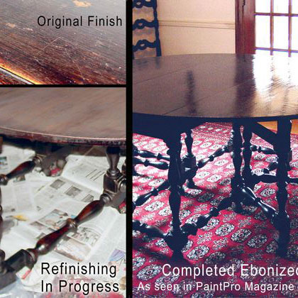 Dining Table Restoration