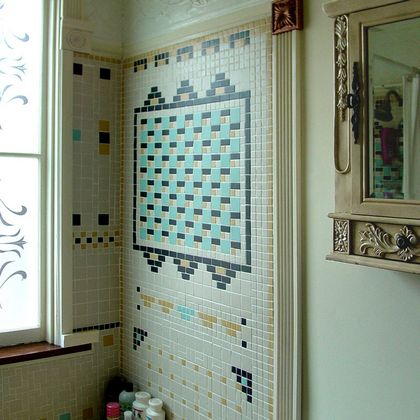 Mosaic Tile Bathrooms
