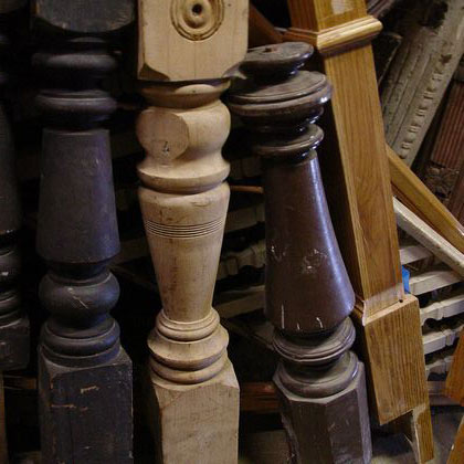 Restore a Newel Post