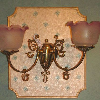 sconce panels