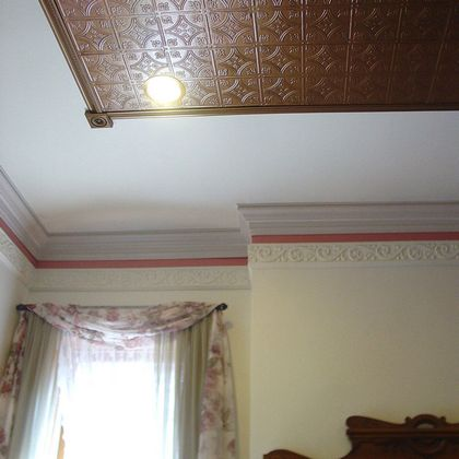 Decorative Victorian Ceilings