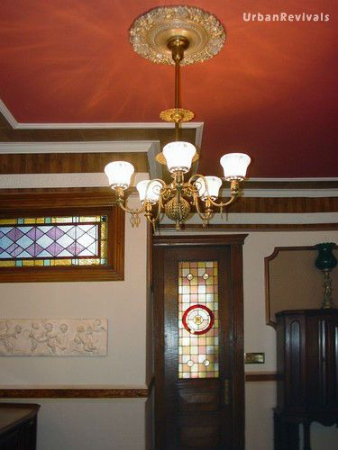 Urban Revivals Historic Restoration And Specialty Faux