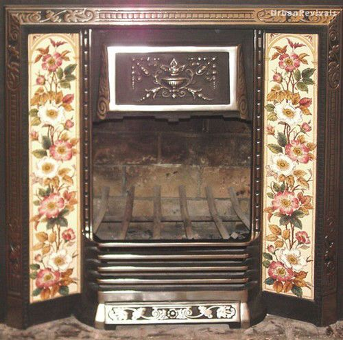 Historic restoration for homes c 1885 1925 techniques Victorian fireplace restoration