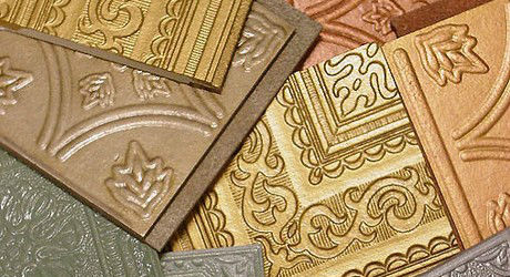 Armstrong ceiling tile color samples
