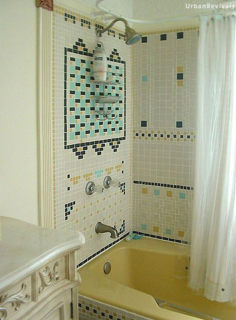 Mosaic Tile Job Completed
